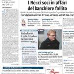 giornale prima pagina