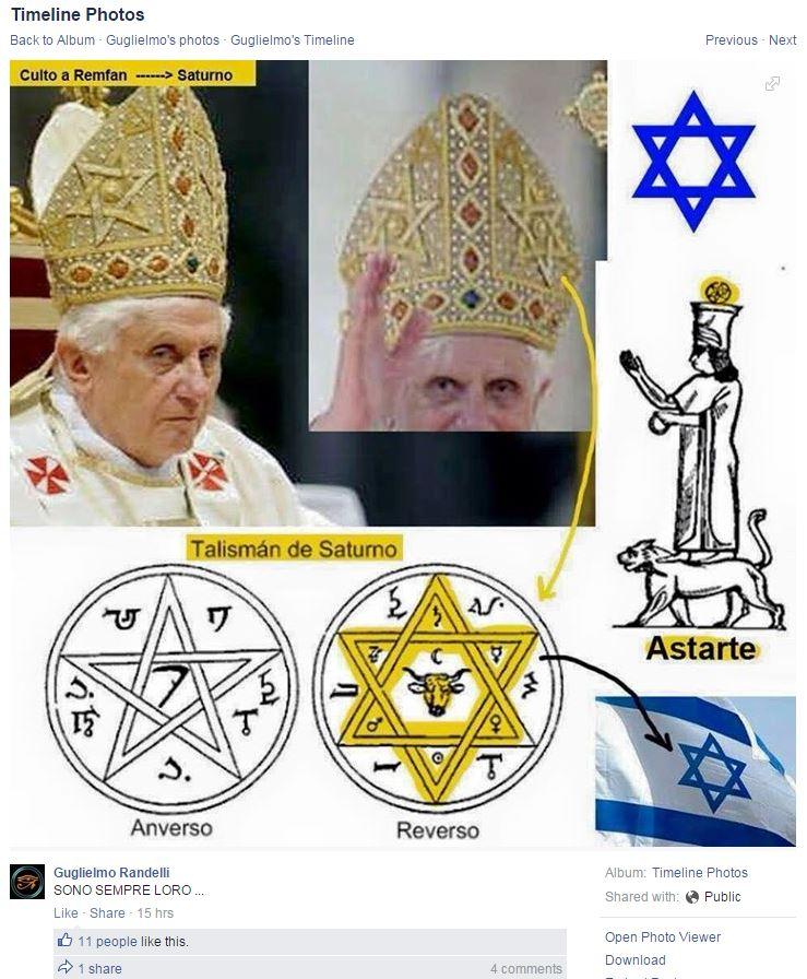 giubileo fiat lux simbologia anticristiana - 3