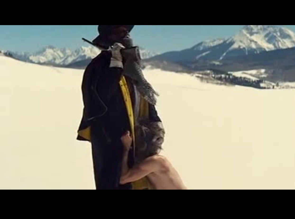 hateful eight pompino tarantino - 1