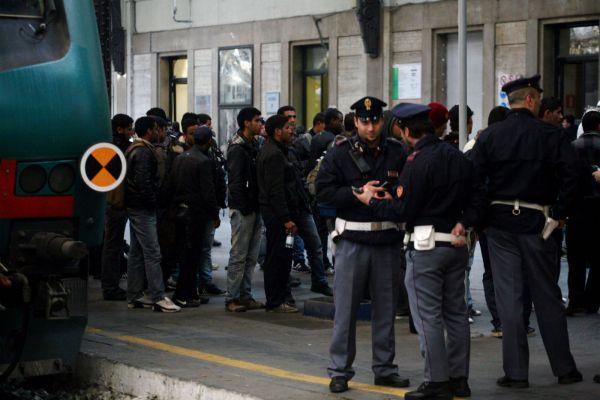 polizia stazione milano