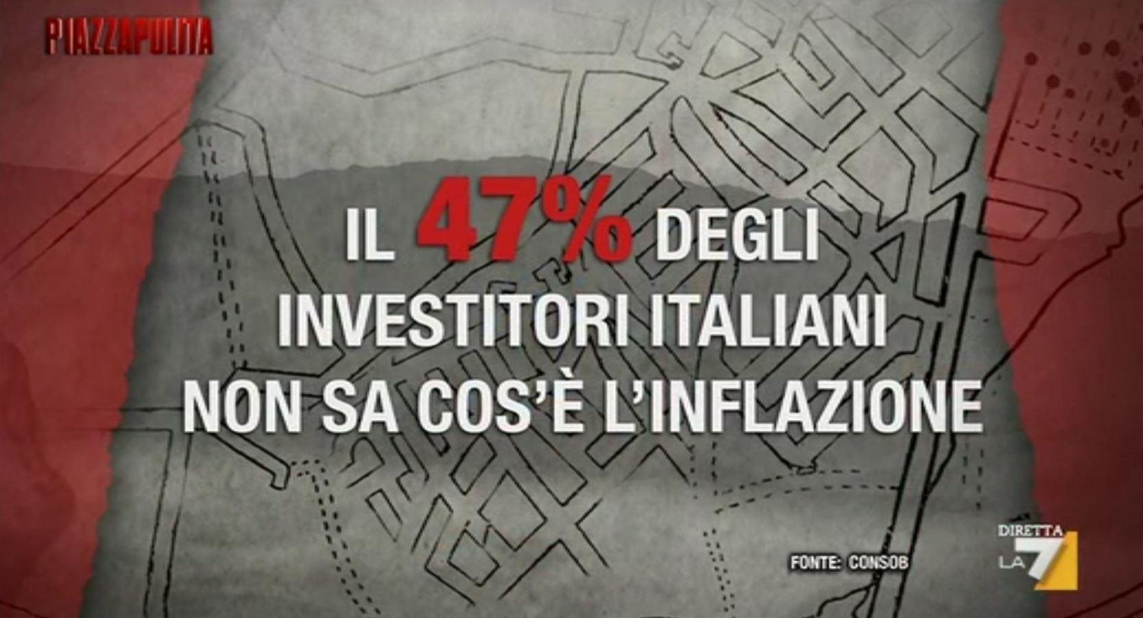 quali sono investimenti sicuri piazzapulita - 1