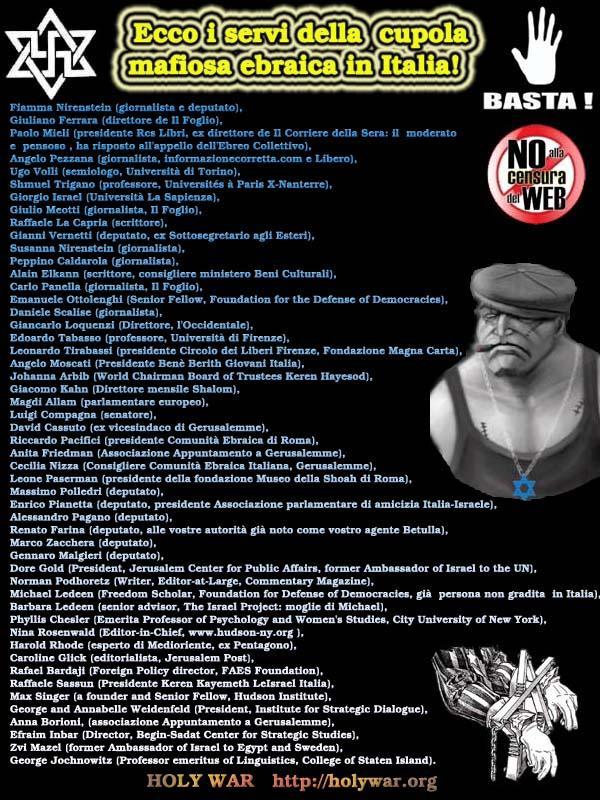 radio islam lista ebrei 3