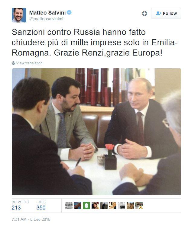 renzi sanzioni putin russia - 3