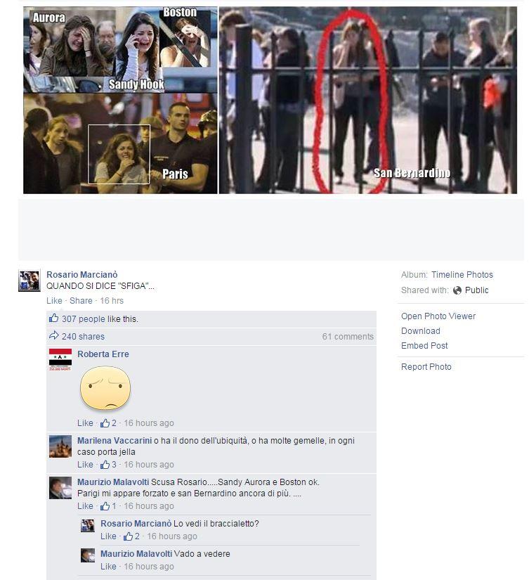 san bernardino shooting false flag attori complotto marcianò - 1