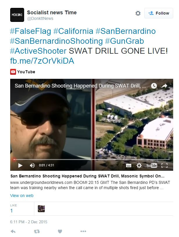 san bernardino strage shooting massoneria false flag - 3