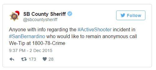 sparatoria san bernardino attentato california