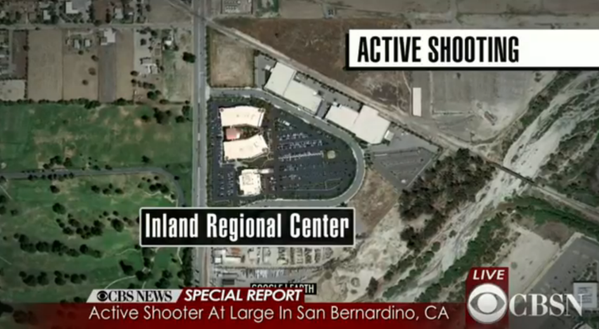 sparatoria san bernardino inland regional center