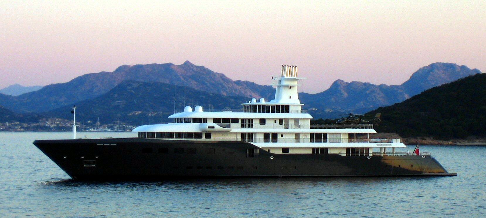 tassa yacht