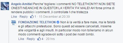 telethon vivisezione insulti - 2