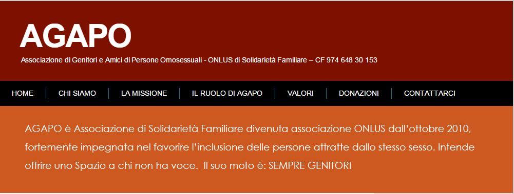 agapo omofobia amico segreto family day - 2