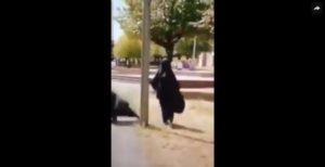 burqa lampione