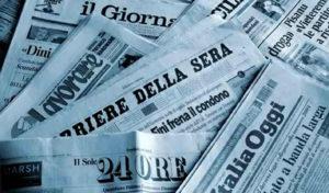 favore governo renzi giornali
