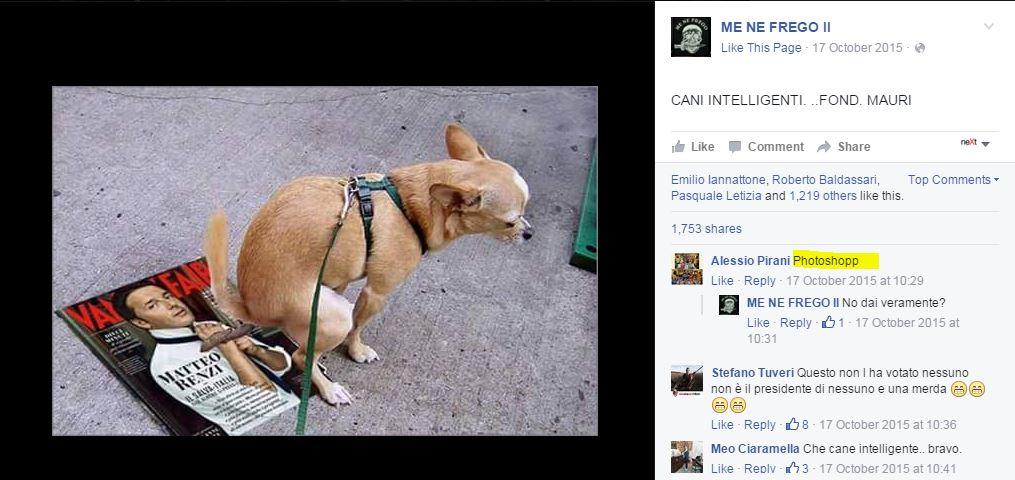 gentismo e merda facebook immigrati - 6