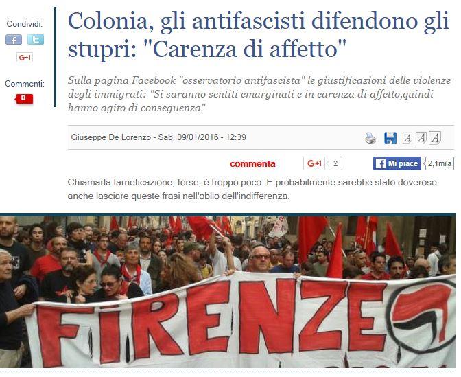 giornale osservatorio antifascista