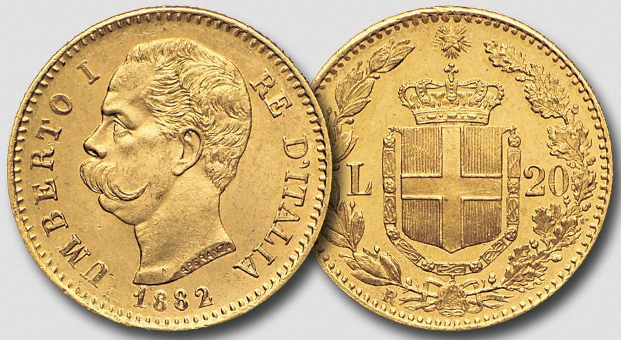moneta umberto I