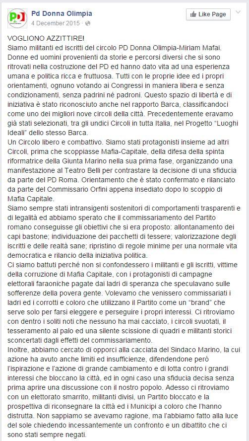 pd roma orfini donna olimpia - 1