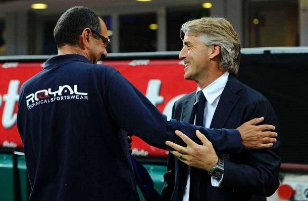 Sarri fa doppietta: denunciato e querelato, ma non da Mancini