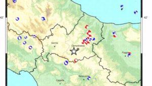 scossa terremoto campobasso