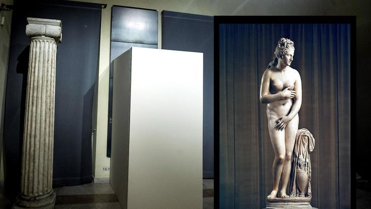 statue rohani ilva sapora