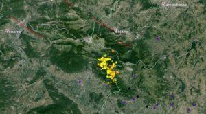 terremoto sciame sismico campobasso 1