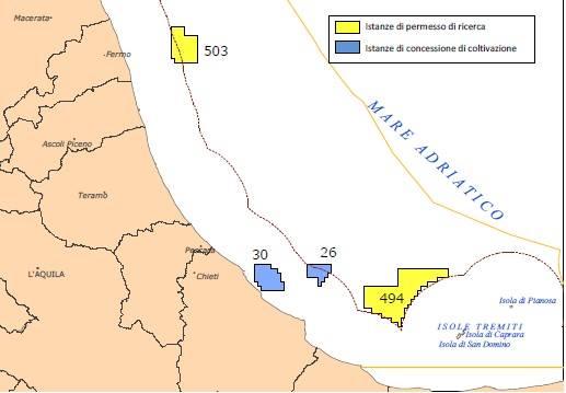 trivellazioni marine referendum - 2