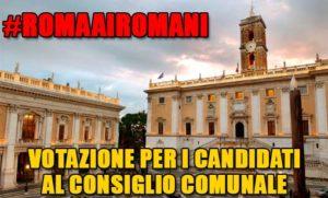 candidati sindaco movimento 5 stelle roma