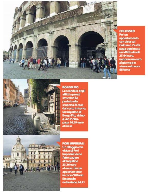 Le case in affitto a dieci euro a roma nextquotidiano for Case in affitto roma