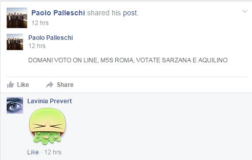 comunarie roma 2016 candidati roberta lombardi - 3