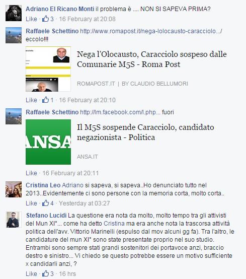 comunarie roma 2016 candidati roberta lombardi - 6