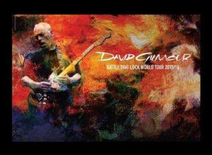 david gilmour biglietti tour 2016 - 3