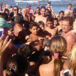delfino muore selfie argentina - 3