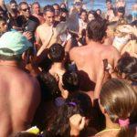 delfino muore selfie argentina - 6