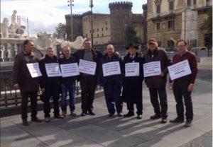 napoli libera meetup sospesi sciopero fame - 1