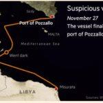 nave sospetta pozzallo windward libia - 5