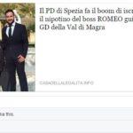 sarzana romeo christian faenza 'ndrangheta - 3