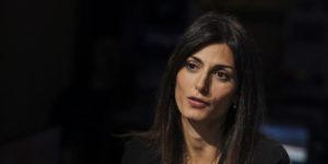 sondaggio sindaco roma virginia raggi