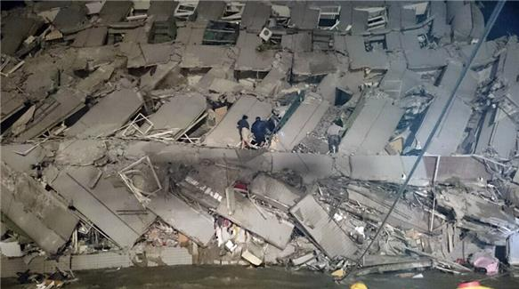 taiwan terremoto 1
