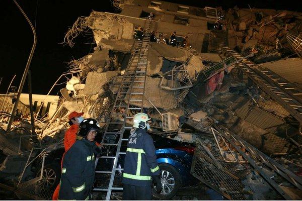 taiwan terremoto 2
