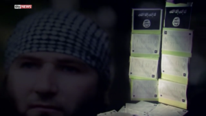 Abu Ahmed sky news lista terroristi ISIS 2