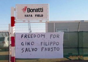 Fausto Piano e Salvatore Failla bonatti