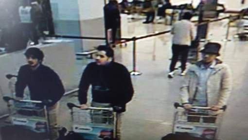attentatori bruxelles foto