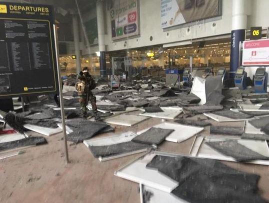 bruxelles attentato aeroporto