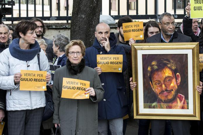 giulio regeni omicidio washington post - 2