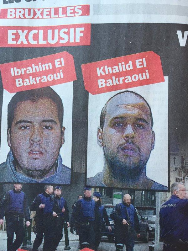 ibrahil el Bakraoui khalid el Bakraoui