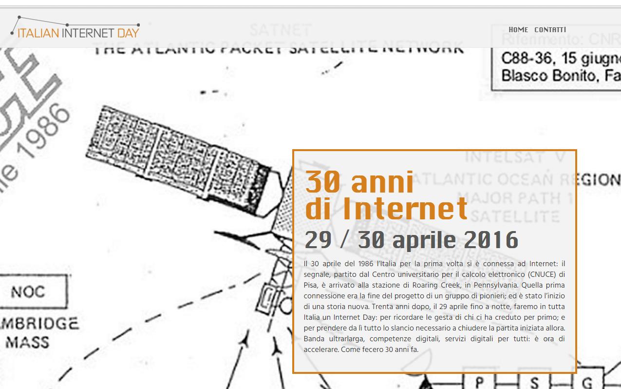 italian internet day matteo renzi - 1