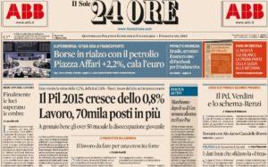 matteo renzi nuovo miracolo italiano 2