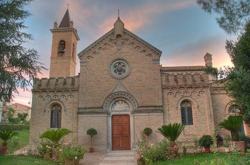 chiesa san marco paludi fermo