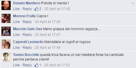 danilo toninelli cristina bargero insulti - 8