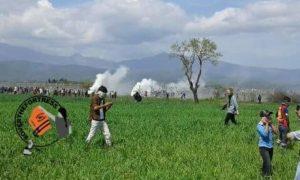 idomeni lacrimogeni profughi 1