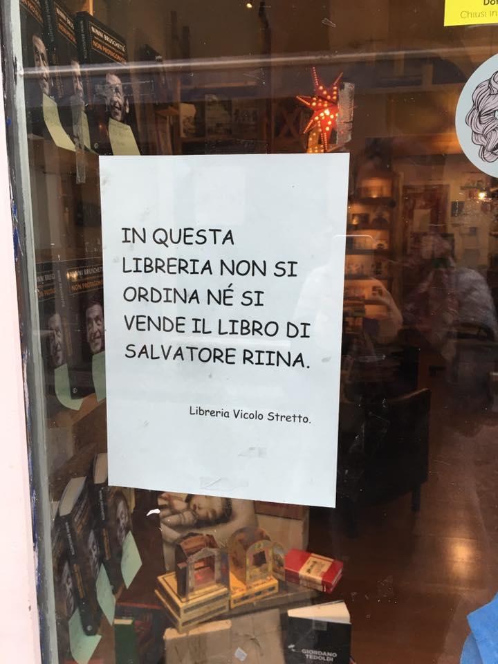 libreria vicolo stretto
